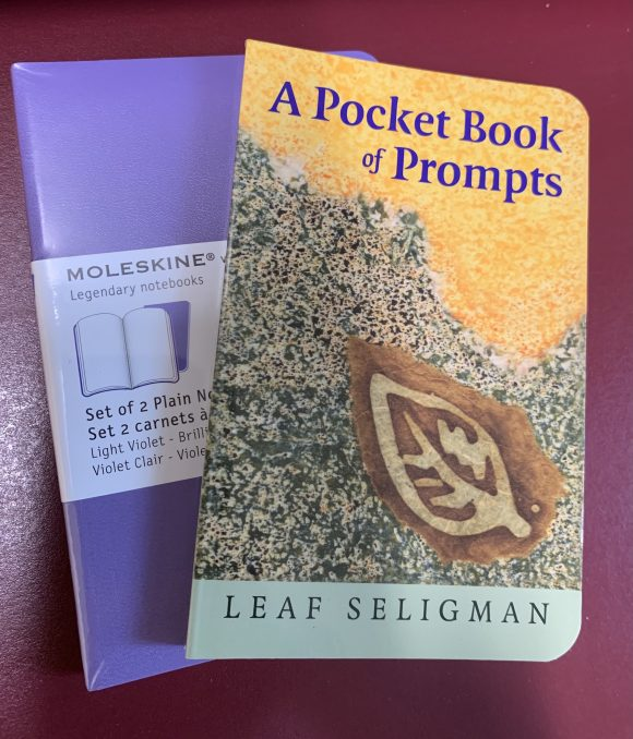 A Pocket Book of Prompts Writing Kit